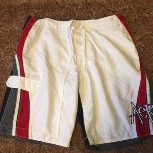 Aero men's swim trunks Sz 36